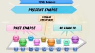 Five tenses