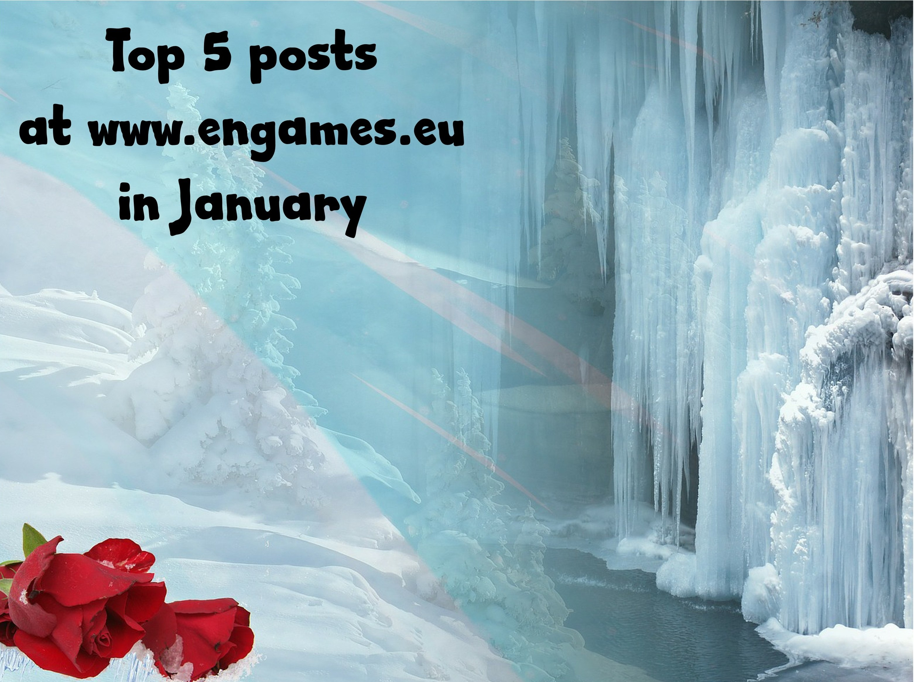 top 5 posts at engames