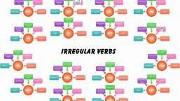 irregular verbs fluency MC