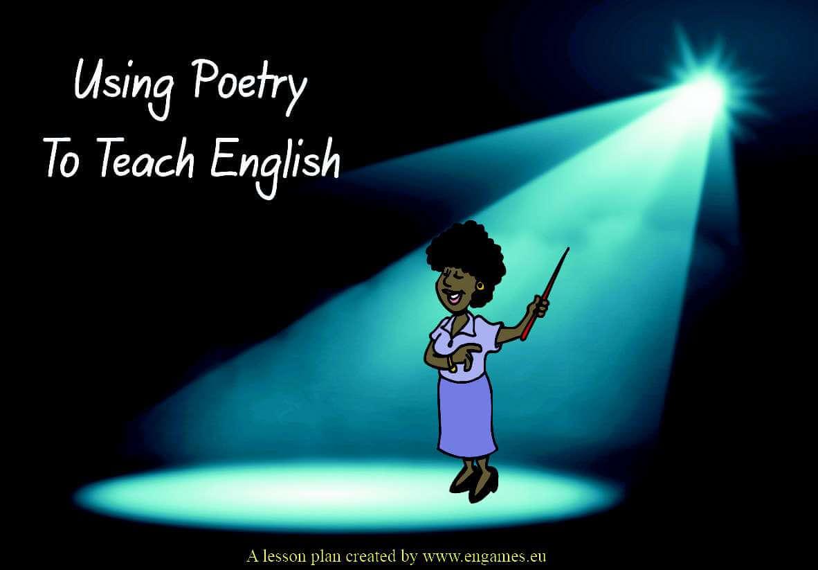 Using poetry to teach English web