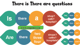 There is there questions infographic