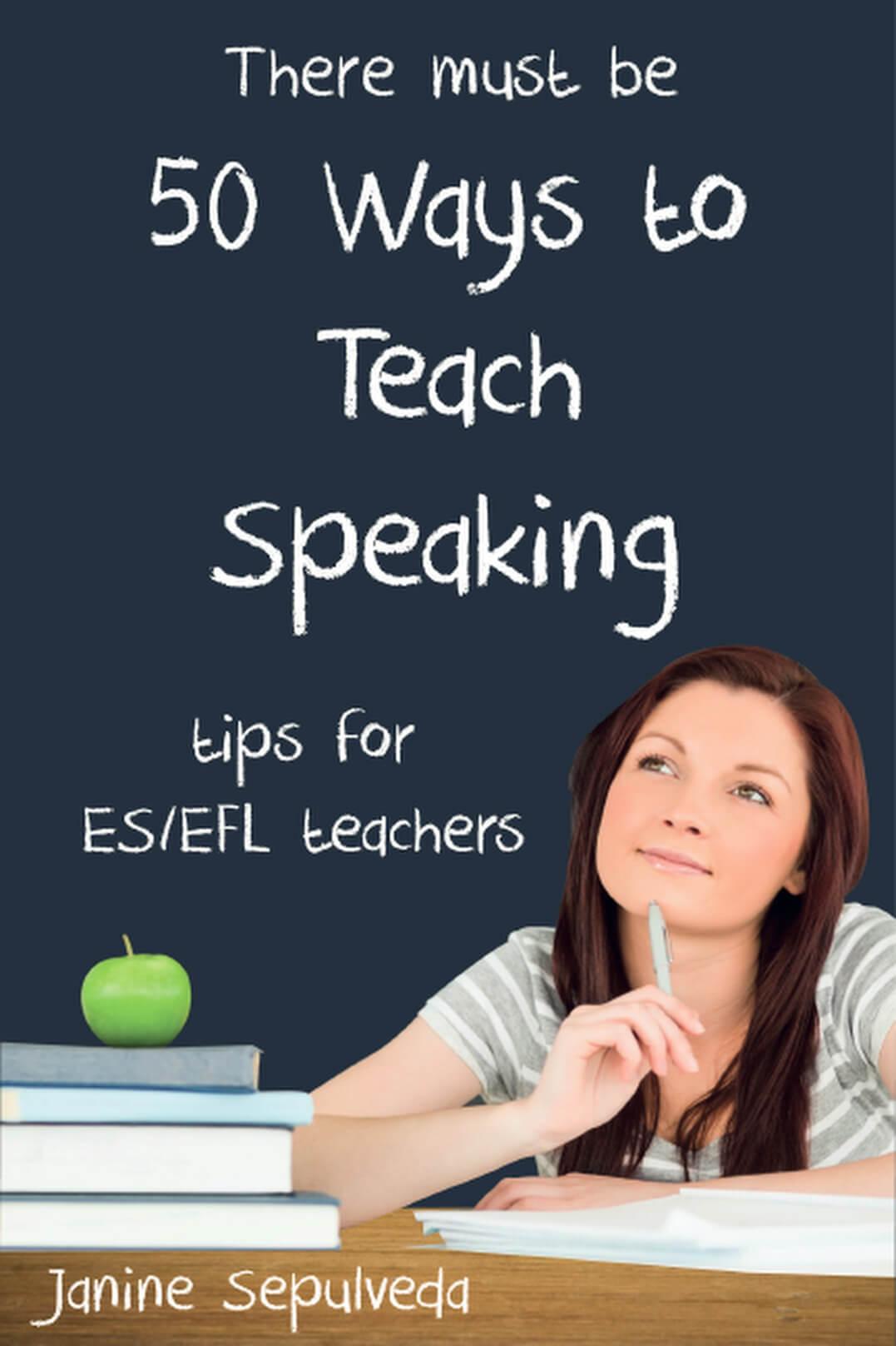 50 ways to teach Speaking