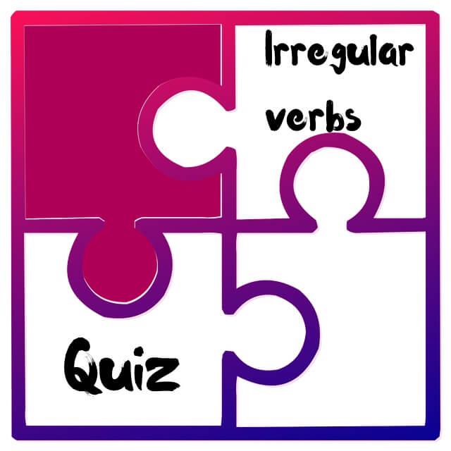 Grammar Games - Irregular Verbs - Games to learn English