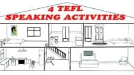 four tefl speaking activities