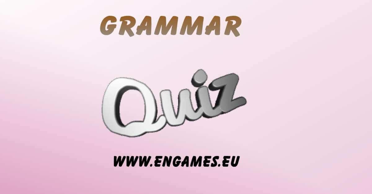 grammar quiz 3fb