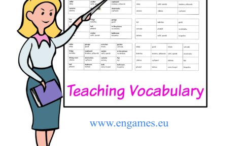 teaching english grammar through games pdf