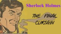 Sherlock Holmes final Curtain title