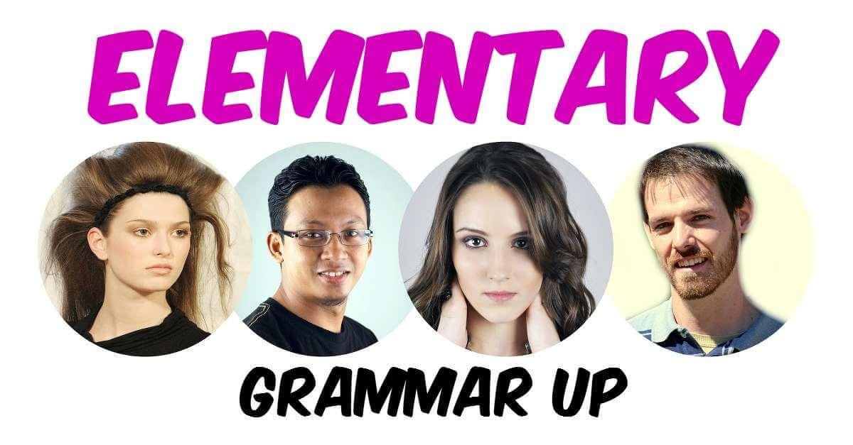 Elementary Grammar Up book free download