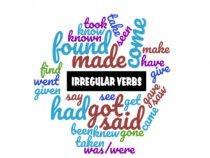 Irregular verbs part 1