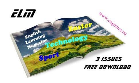 English Learning Magazine free downloads