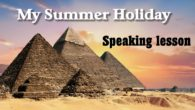 My summer holiday feature image