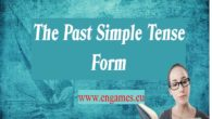 Past simple form