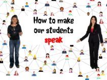 How to make our students speak