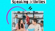 Past simple speaking activities